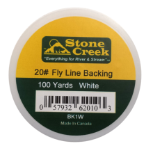 20# Fly Line Backing - 100 Yard Spools