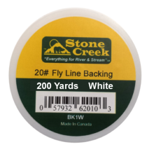 20# Fly Line Backing (200 Yard Spools)