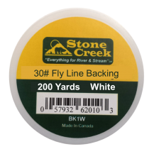 200 Yd. - 30# Fly Line Backing