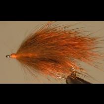 Pine Squirrel Leech - Crawdad Orange
