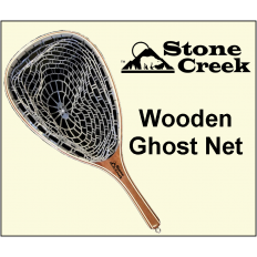 Wooden Net Ghost Netting