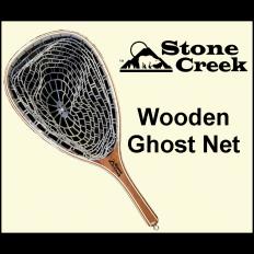 Wooden Net Ghost Netting