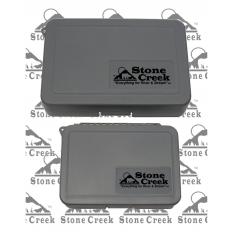 Ripple Foam Fly Boxes - Small - Sand