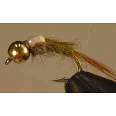 BH Split Foam Emerger™ - Blue Wing Olive (BWO)