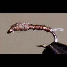 Bionic Midge - Chocolate & Copper