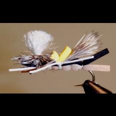 Chernobyl Ant Parachute - Black/Tan