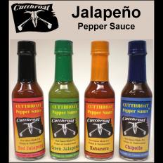 Cutthroat Pepper Sauce
