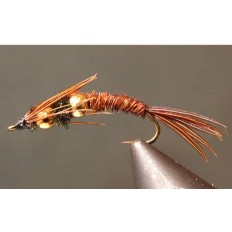 Double Bead Pheasant Tail