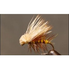 Elk Hair Caddis - Yellow