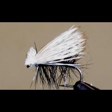 Elk Hair Caddis - Black