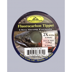 35 Meter Fluorocarbon Tippet Spools