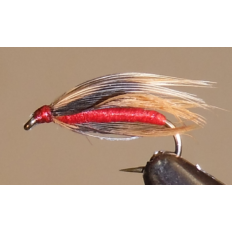 Grouse & Red Soft Hackle