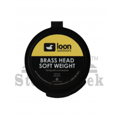 Loon Brass Head