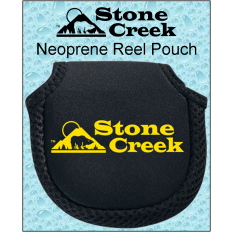 Stone Creek Neoprene Reel Pouch