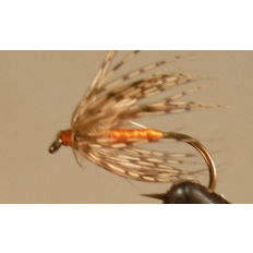 Partridge & Orange Soft Hackle