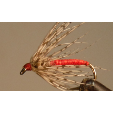 Partridge & Red Soft Hackle