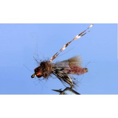 Rocky Mountain Caddis - Brown