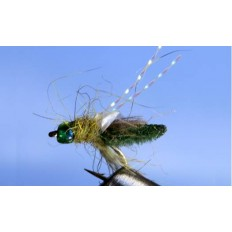 Rocky Mountain Caddis - Olive