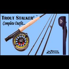 Trout Stalker2™ Rod/Reel Combos