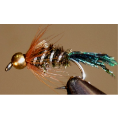 Zug Bug Nymph - Bead Head