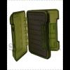 Double Sided Waterproof Fly Box - Green