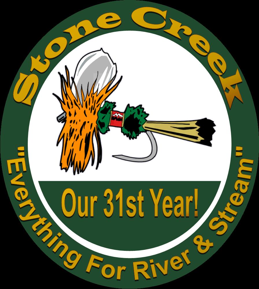 Stone Creek 31st Year Logo