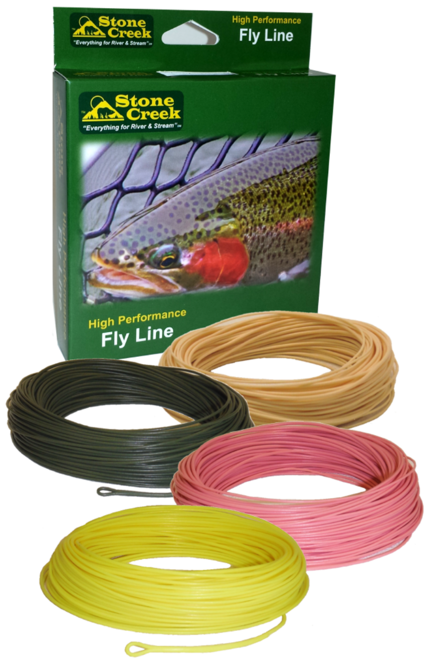 Stone Creek - Fly Lines