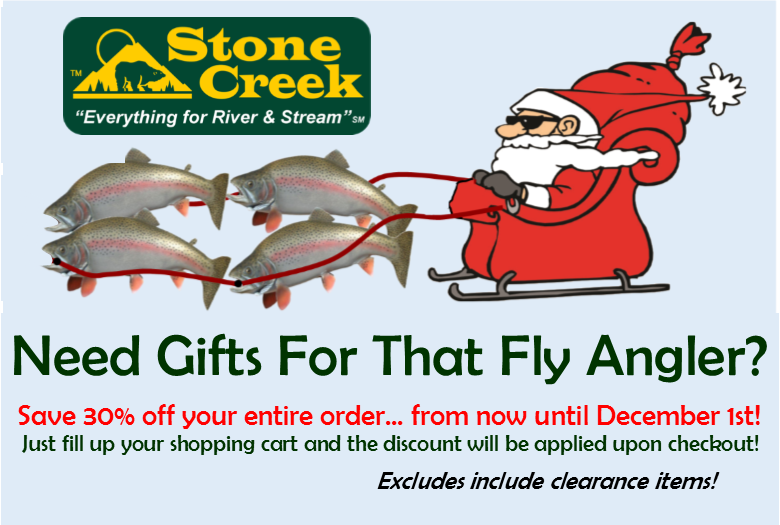 Santa - Sale Prices From Stone Creek!